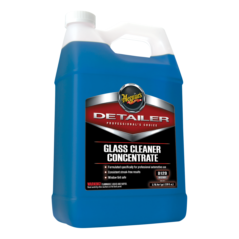 Meguiar S 174 Glass Cleaner Concentrate D12001 1 Gallon