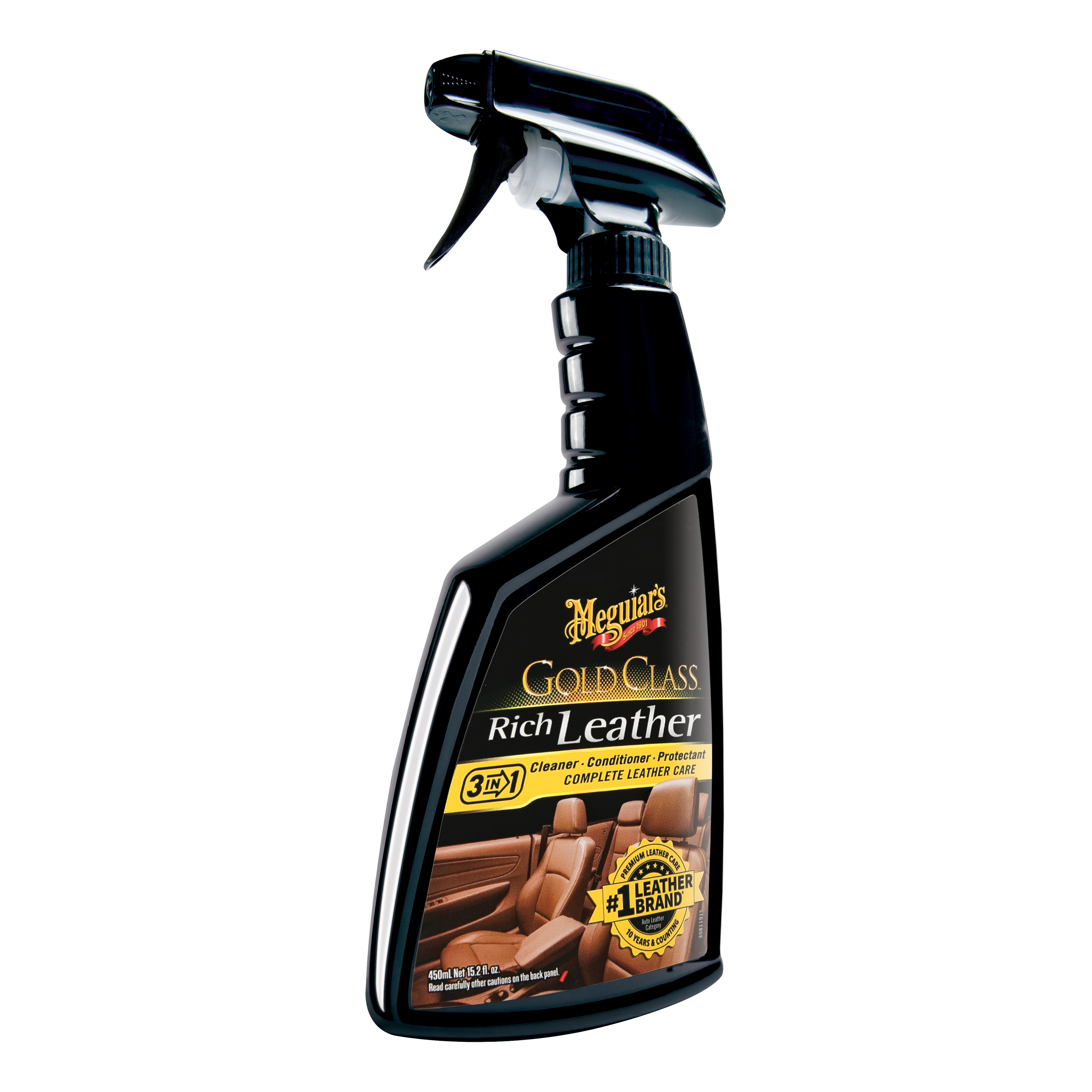 Gold Cl Rich Leather Cleaner Conditioner