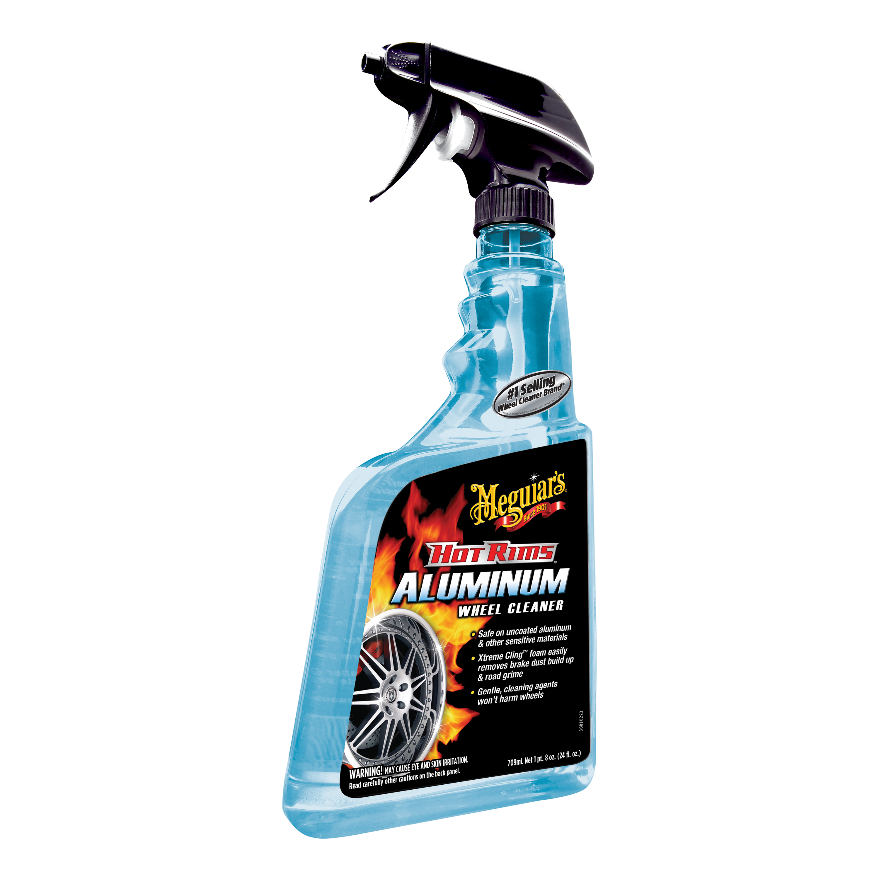 Meguiar S Hot Rims Aluminum Wheel Cleaner G14324 24 Oz Spray Meguiar S