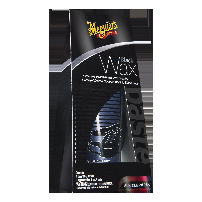 Meguiar S 174 Black Wax G6207 7 Oz Cream Meguiar S