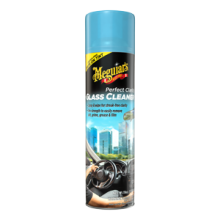 Meguiar's Perfect Clarity Glass Cleaner – Streak-Free Auto Window Cleaner - G190719, 19 oz
